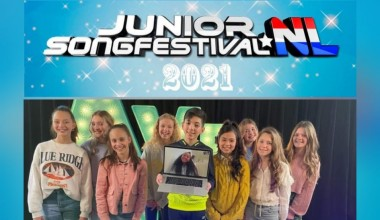 The Netherlands: Junior Songfestival 2021 final on September 25; Snippets of the competing entries released
