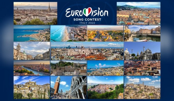 Eurovision 2022: A total of 17 cities in the ESC 2022 host city bidding race