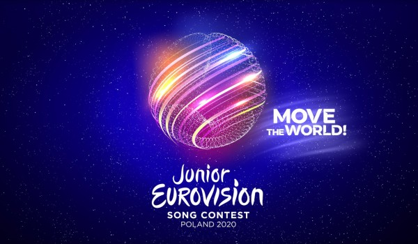 Junior Eurovision 2020: Warsaw to host the 18th edition of the contest; Logo and slogan unveiled!