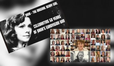 Ireland: Acts and musicians team up to celebrate Dana's 50th anniversary of the ESC 1970 victory