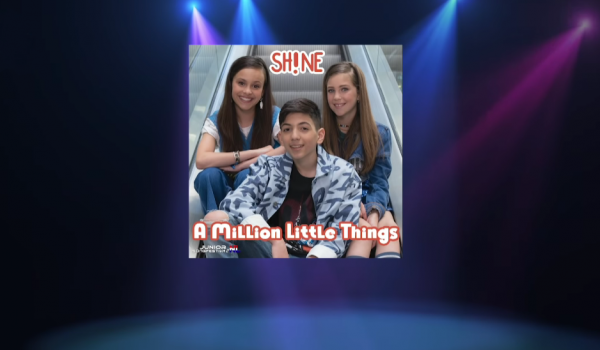 The Netherlands: Sh!ne release their 2021 Junior Songfestival entry 'A Million Little Things'