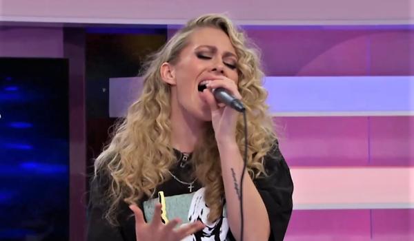 Croatia: Albina performs live the Croatian version of 'Tick- Tock'