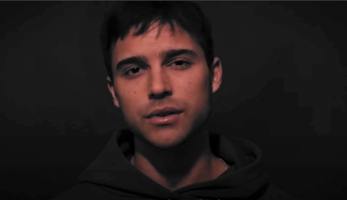 Sweden: Eric Saade releases the music video of his latest single