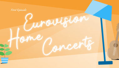 """Eurovision.tv : The 1st episode of """"Eurovision Home Concerts"""""""