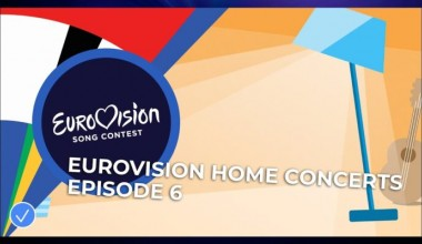 Eurovision Home Concerts: The sixth episode released on Eurovision.tv's Youtube channel