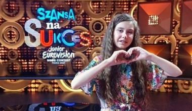 Poland: Marysia Stachera wins the first semi final show of Szansa na Sukces – Eurowizja Junior 2021