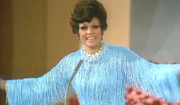 #EurovisionAgain: Spain's Salomé wins the online voting for the 1969 contest