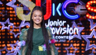 Poland: Sara Egwu-James wins Szansa na Sukces – Eurowizja Junior 2021 and is off to Paris