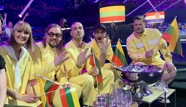 Lithuania: LRT confirms Eurovision 2022 participation