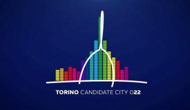 Eurovision 2022: Turin shares ESC 2022 bid Logo projected on Mole Antonelliana