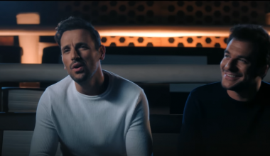 France: Listen to Amir's new song in collaboration with popular Greek singer Nikos Vertis