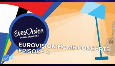 Eurovision Home Concerts: The fourth episode released on Eurovision.tv's Youtube channel